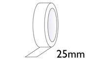 Bedrukte tape 25mm
