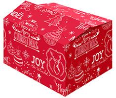 Kerstpakketdozen