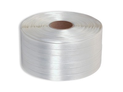 Omsnoeringsband Polyestervezelband / Textiel