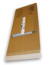 Boekverpakking met zelfklevende sluiting 340 x 260