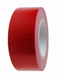 Duct Tape rood 50mm (50 meter per rol)