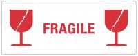 "Handling etiket ""Fragile"" (type 2)"