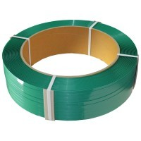 Omsnoeringsband PET 16mm x 0,70mm x 1750m (Groen)