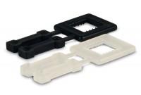Plastic gespen 13mm (t.b.v PP band)