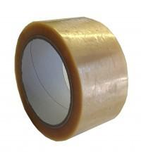 PVC tape transparant 50mm 66meter