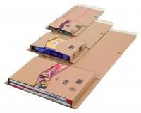 Boekverpakking met zelfklevende sluiting 125 x 147