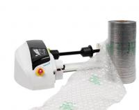 Nano opblaaspomp + 5 rollen Bubble Wrap