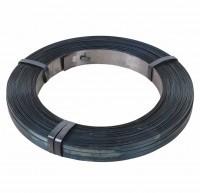 Staalband zwart 16mm AW (dikte 0,5mm) 50kg